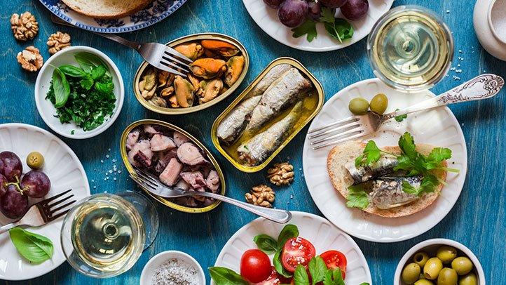 Польза Средиземноморской диеты для здоровья - научные факты!