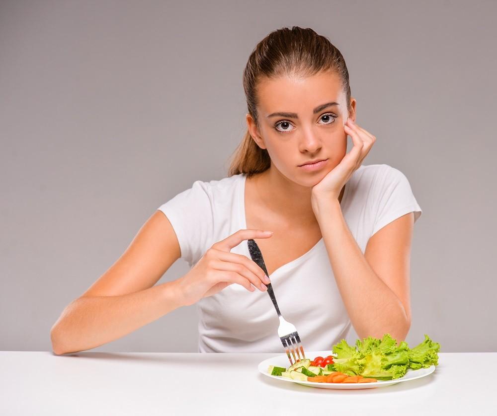 Потеря веса - легко? Последствия новомодных диет.