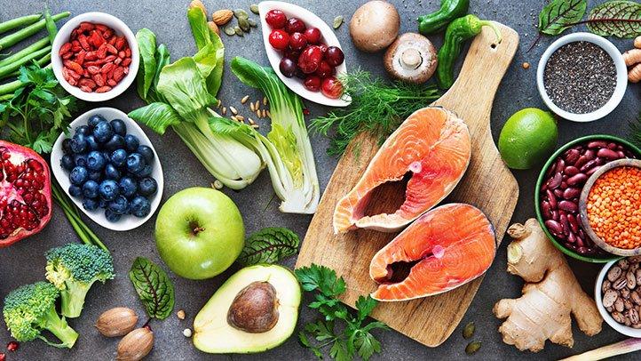 Средиземноморская диета: продукты и 14 дневный план питания
