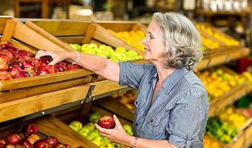 Антивозрастные продукты питания