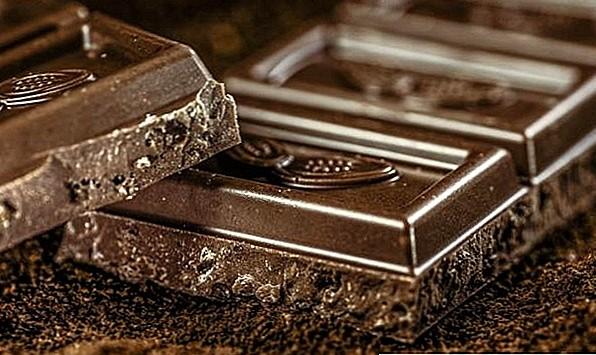 Душа и еда-шоколад как утешение