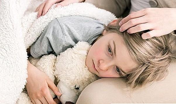 Как реагировать на травмы головы у детей