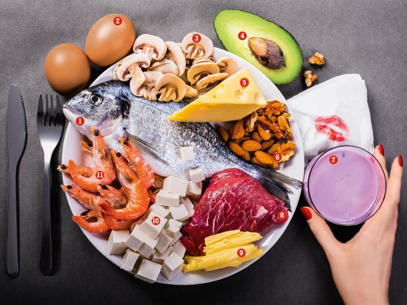 Растительная диета что можно есть