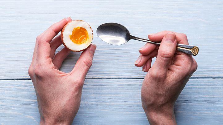 Диета из вареных яиц: она действительно работает?