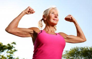 Как люди старше 50 лет могут повысить свой метаболизм