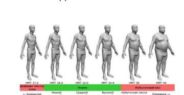 Почему высокий ИМТ не обязательно означает, что у вас избыточный вес?