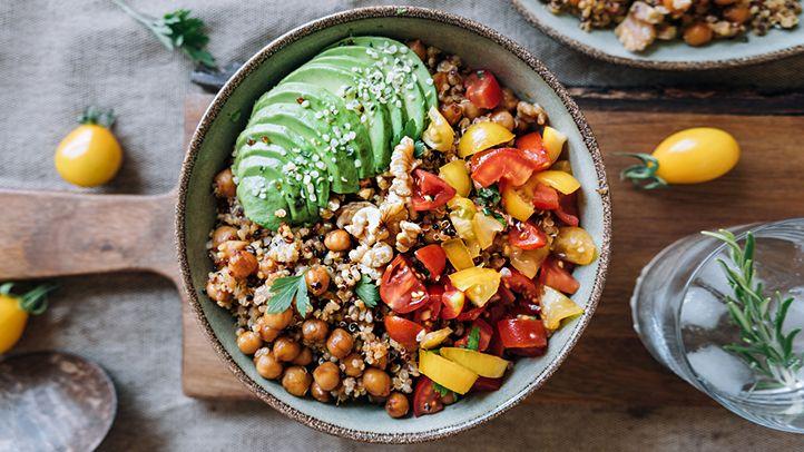 Растительная диета: что можно и нельзя есть, а также 14-дневное примерное меню
