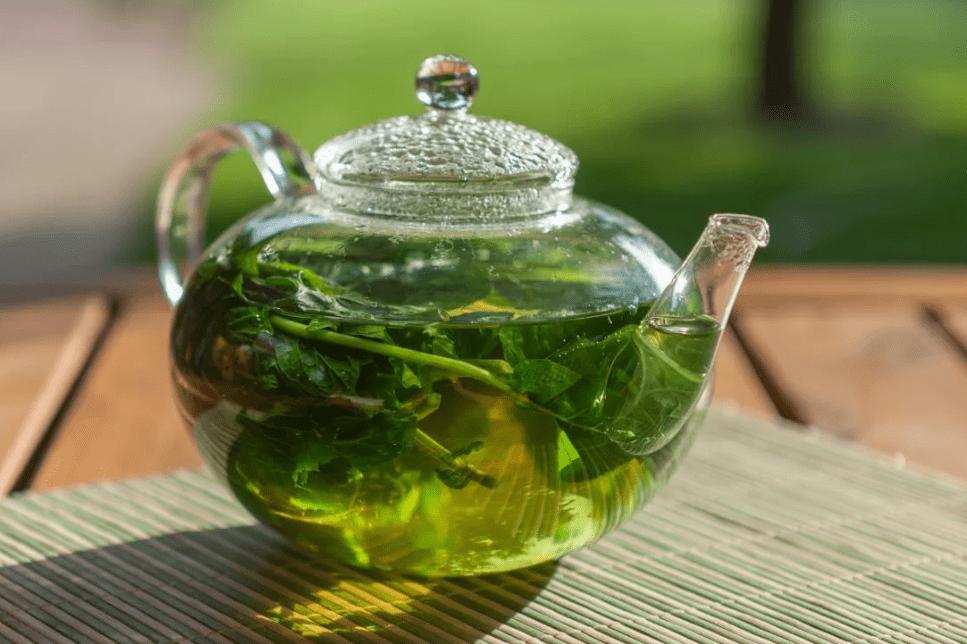 Мятный чай помогает похудеть