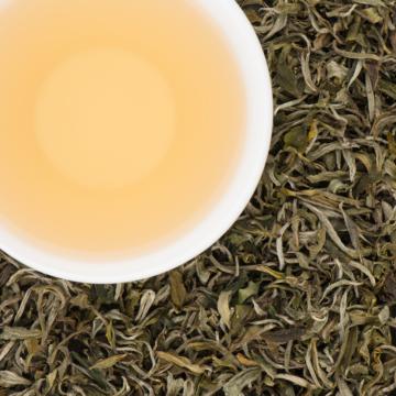 Белый чай для похудения.