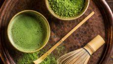 Чай Matcha для похудения: польза, вред и как его приготовить.