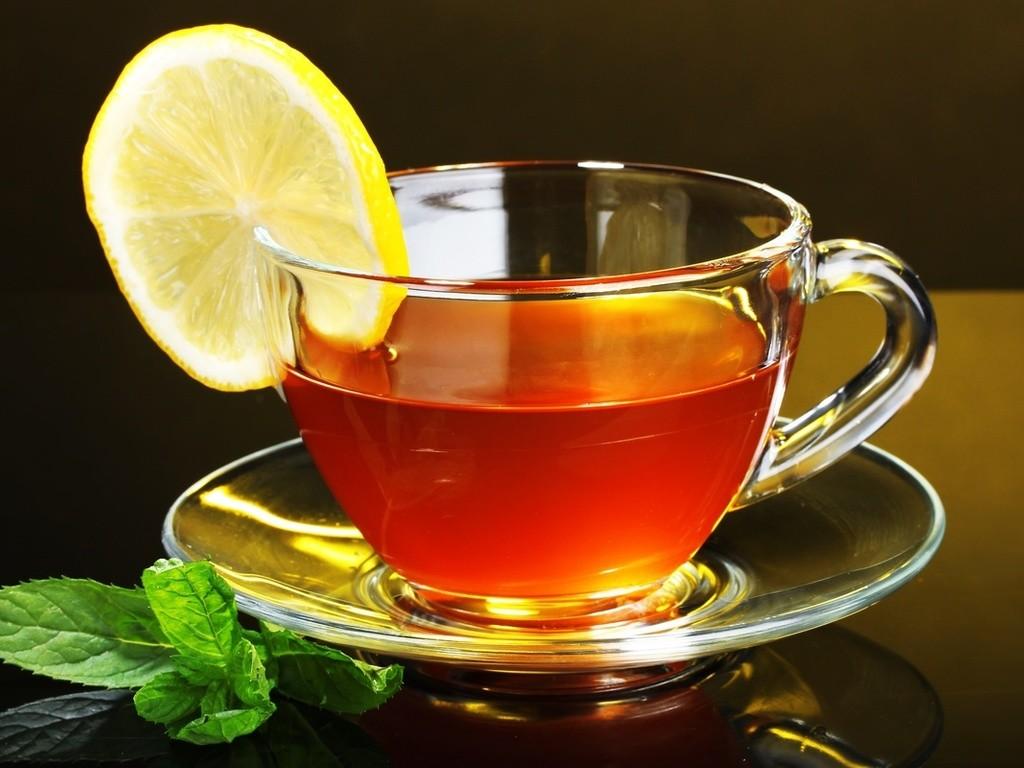 Лимонный чай для похудения: рецепты и преимущества.