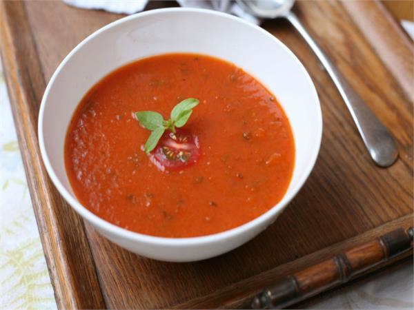 Томатный суп: 8 здоровых и вкусных рецептов.