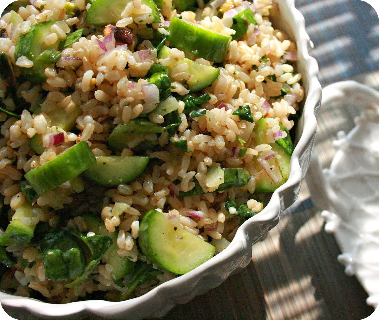 20 лучших здоровых рецептов коричневого риса, чтобы наслаждаться.