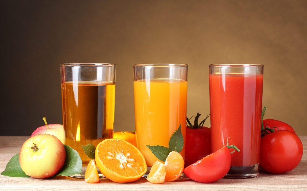 50 полезных овощных и фруктовых соков для похудения с рецептами
