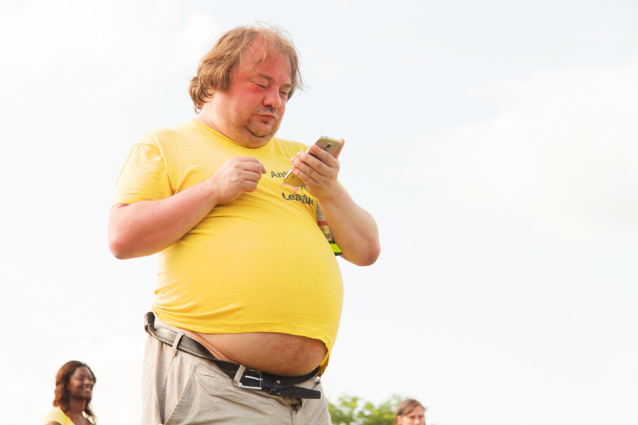 Причины, по которым вы набираете вес