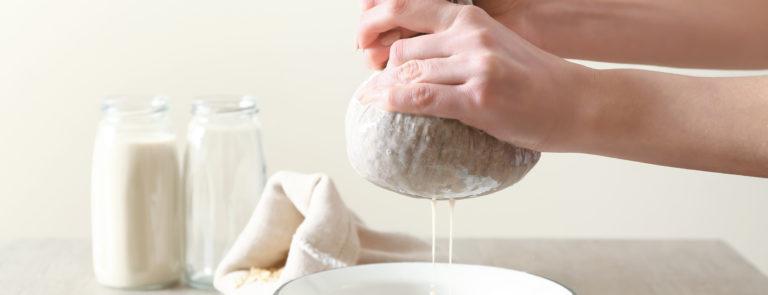 Овсяное молоко-как приготовить в домашних условиях.