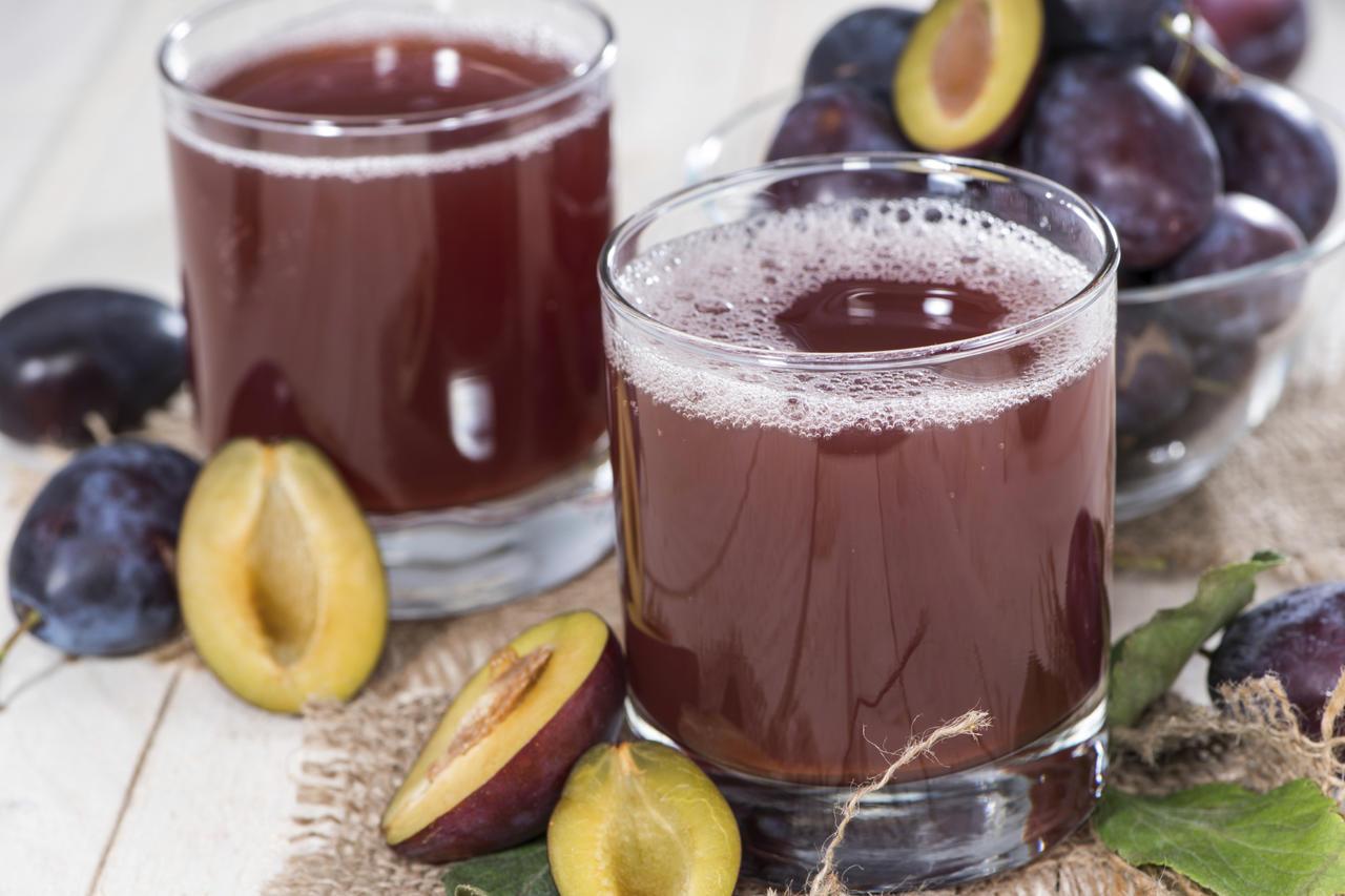 Эффективен ли черносливовый сок для похудения и способы его применения
