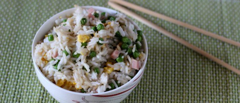 Рис по-кантонски: оригинальный рецепт