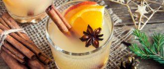 Пунш с ромом и апельсином: рецепт горячего напитка