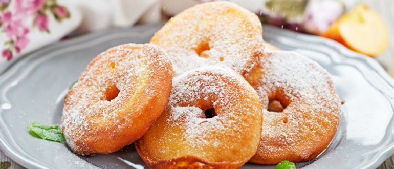 Сфинчи Трапанези: оригинальный сицилийский рецепт