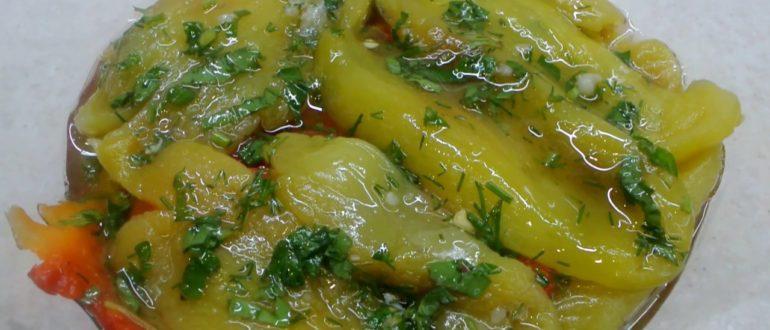 Как приготовить зеленый перец в духовке, чтобы блюдо было вкусно
