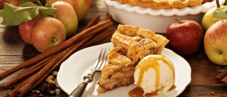 Как приготовить яблочный пирог идеально вкусным