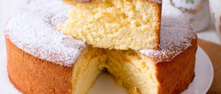 Райский торт (Paradiso) без масла и молока: рецепт, который стоит попробовать