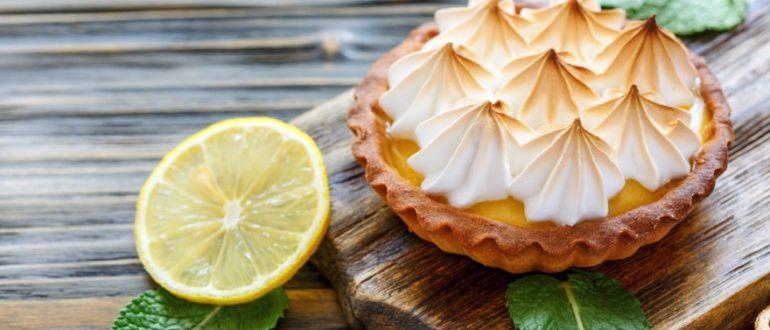 Рецепт швейцарского безе для украшения кексов и тортов