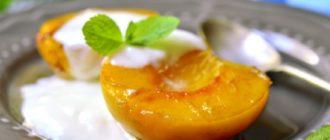 Карамелизированные персики: как быстро и легко приготовить на сковороде