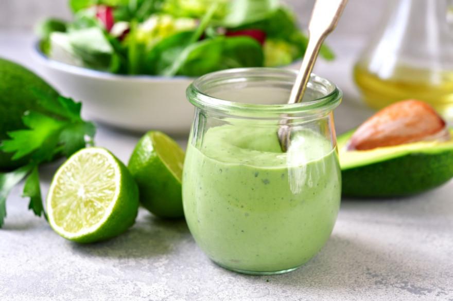 Соус из авокадо к рыбе: рецепт его приготовления
